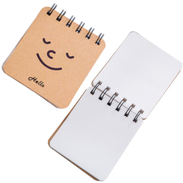 Cute Hard Cover Custom Notebook Lingkaran Kecil