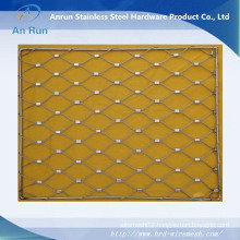 Decoration Stainless Steel Wire Rope Mesh