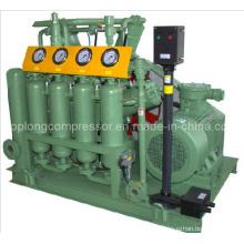 Oil Free Oilless Medical O2 CO2 Oxygen Helium Nitrogen Argon Piston Pump Compressor Booster (S-Type)