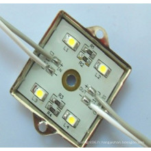 35 * 35mm 3528 4PCS White LED Module