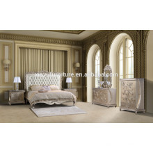 French hotel apatment bedroom furniture ,neo-classical bedroom furniture XYN483