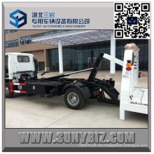 Isuzu - Camión de remolque de superficie plana de 9 toneladas