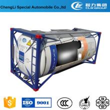 Tanque de recipiente de gás LPG personalizado para venda