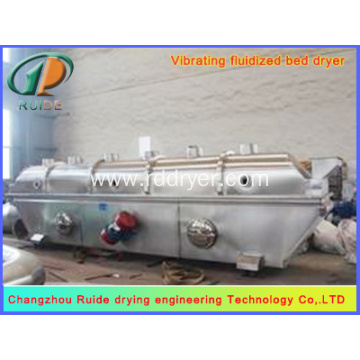 Special Vibrating Fluidized Bed Dryer System for Thiourea