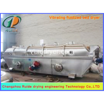 Vibrating Fluid Bed Drier for Seeds
