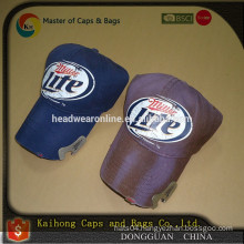 custom beer bottle opener hat with 3D embroidery logo