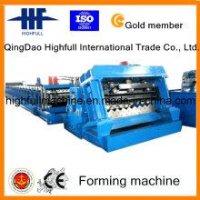 Grano de almacenamiento de acero Silos Roll formando la máquina