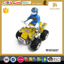 New arrival plastic friction power toy car