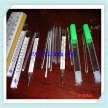 Kalk-Natron-Rohr für Thermometer