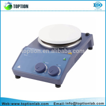 MS-HS 340 Degree Classic Magnetic Hotplate Stirrer con conector RS232