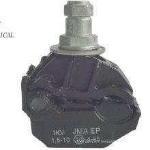 Conector de piercing de aislamiento de bajo voltaje a prueba de agua
