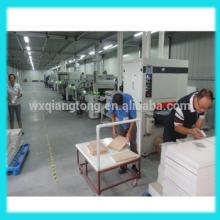 Máquina de revestimiento UV de alto brillo para tableros MDF / madera maciza / paneles de suelo