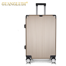 Carry on luggage trolley bag with Scratch-Resistant