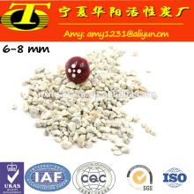 Exportando material de filtro de pedra maifan para filtro de água
