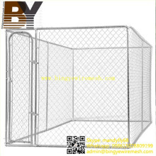 Heavy Duty galvanisierte Metall Dog Kennel Dog Cage