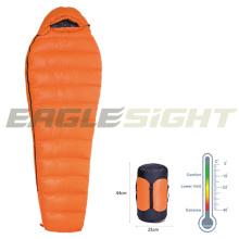 Оборудование Для Кемпинга Китай Оранжевый Цвет Спальный Мешок