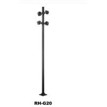 Lámpara LED de poste al aire libre de alto mástil impermeable
