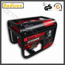 Generador silencioso portátil del generador 2.0kw de la gasolina pequeño