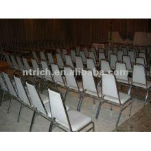 couverture de chaise, housse de fauteuil polyester CTV584, tissu épais 200GSM, durable et facile de mariage lavable