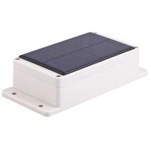 GPS Tracker com bateria de grande capacidade 15000mA e painel solar para rastreamento de ativos ao ar livre