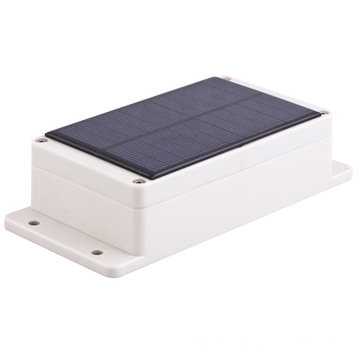 GPS Tracker with Big Capacity Battery 15000mA and Solar Panel for Outdoor Asset Tracking