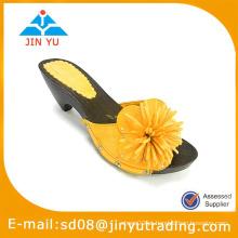 Moda Senhora sandália de salto alto sapato