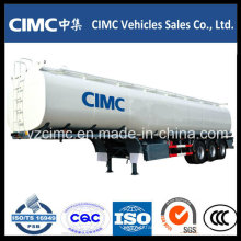 Cimc Tri-Axle Water Tank Semi Trailer with Sprayer System