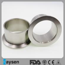 KF(QF)40 Half Nipple Long Weld Stub, Aluminium 6061-T6