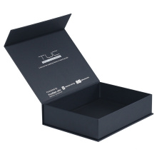 Custom Luxury Carton Magnetic Closure Flip Cover Cardboard Paper Box Hardcover Gift Packaging Boxes For Cosmetic