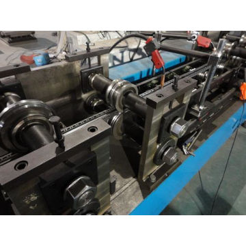 Automatic 1.5mm Galvanized Steel Electric Cabinet Frame Roll Forming Machine