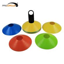 Cones de disco de esportes conjunto Cones de agilidade de treinamento ...