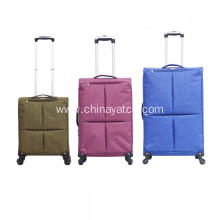 900D Lightweight Spinner EVA Trolley Luggage Set
