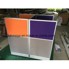 Nice Design Customized Call Center Cubicle Workstation para el mercado de Asia (FOH-K301)