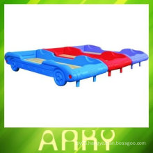 Kindergarten Wooden Bed Kids