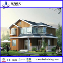 Light Steel Villa, Light Steel Structure House, House Villa