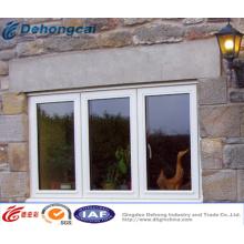 Fenêtre à battant de haute qualité en aluminium / U-PVC
