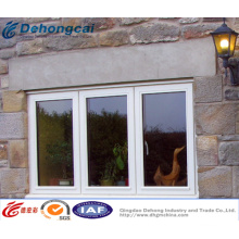 High Quality Wholesale Aluminum / U-PVC Casement Window