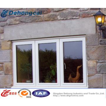 Hohe Qualität Großhandel Aluminium / U-PVC Flügelfenster