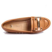 Baratos e elegantes verão plana meninas femininas sapatos