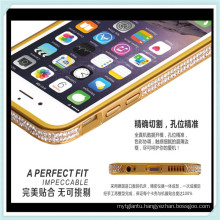 Luxury Diamond Bumper Frame Phone Case for iPhone6