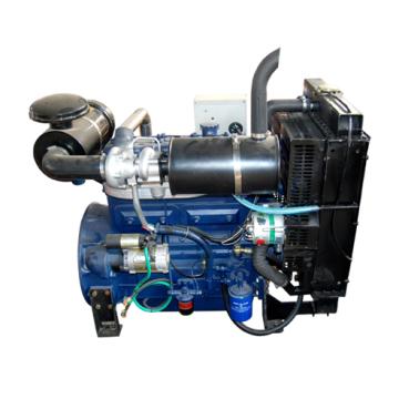Escavação de máquina Diesel motor 75 KW 102 cavalo Power 2400 rpm com Turbo