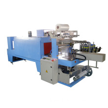 Automatic Sleeve Sealing & Shrink Wrapping Machine (One Printed Film Roll Wrapper)