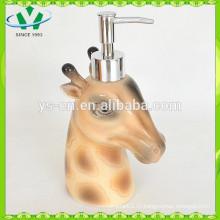 Прекрасный sika олень форма керамика аксессуары для ванной мыло жидкое мыло