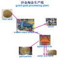 Bergbaumaschinen-Maschinerie-magnetischer Erz-Zerquetscher