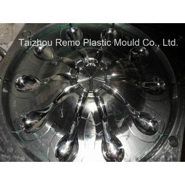 Plastic Disposable Spoon Mould