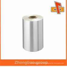 Environmental -friendly plastic polyolefin shrink film rolls from china wholesale for packaging