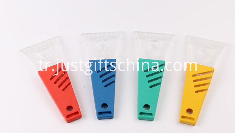 Custom Imprinted Plastic Ice Scraper - 18cm (2)
