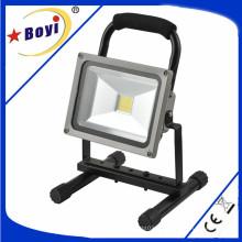 Lumière de travail rechargeable portative à haute qualité, LED, éclairage
