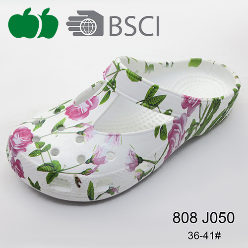 ladies fashion clogs slipper