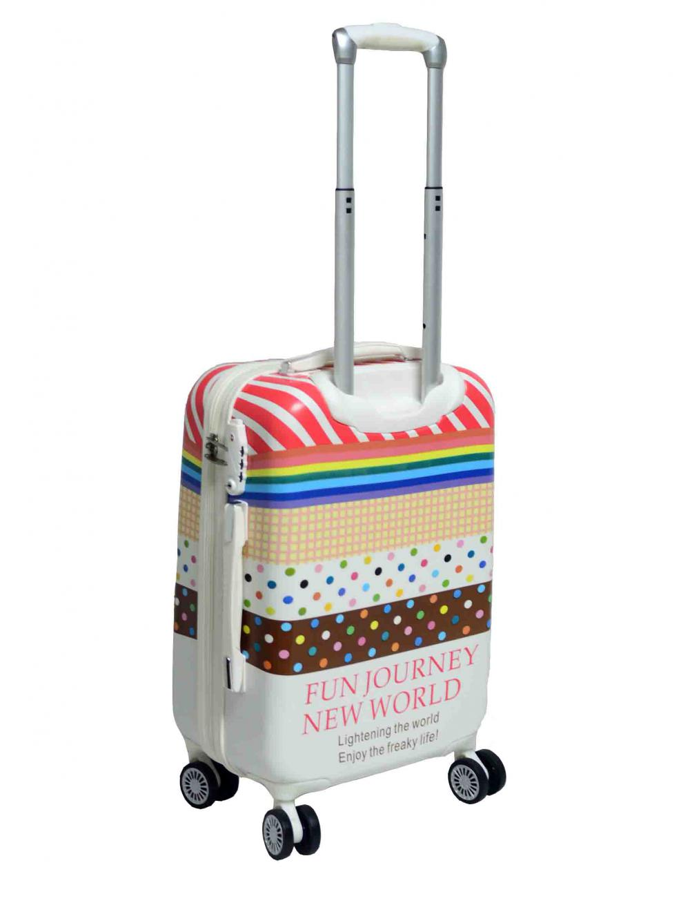New Design ABS&PC Luggage